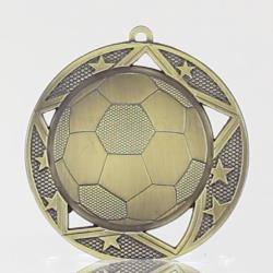 Stellar Soccer Medal 70mm