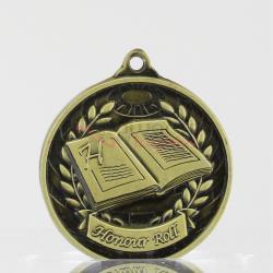 Global Honour Roll Medal 50mm Gold