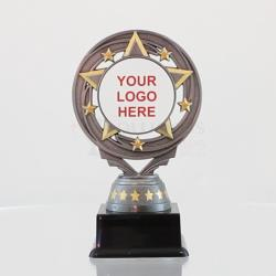 Personalised Torch Silver 150mm