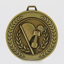 Heavyweight Motorsport Medal 70mm Gold