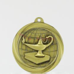 Econo Academic Medal 50mm Gold