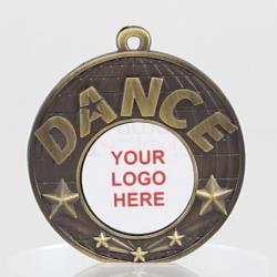 Personalised Dance Medal 50mm