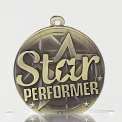 Star Performer Medal 50mm