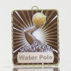 Lynx Medal Water Polo 75mm