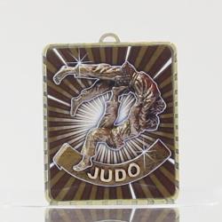 Lynx Medal Judo 75mm