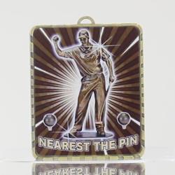 Lynx Medal Nearest the Pin 75mm