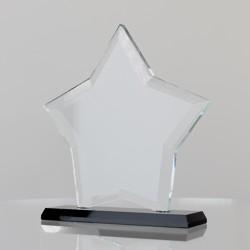 Crystal Black Star 175mm