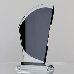 Glass Black Impulse 220mm