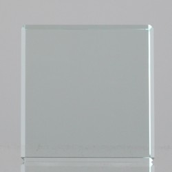 Jade Glass Memory Block 60mm