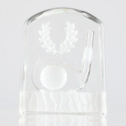 Golf Crystal 110mm