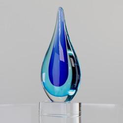 Art Glass Ocean 235mm