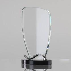 Glass & Metal Cascade 175mm