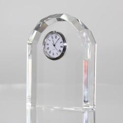 Crystal Domed Clock