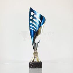 Olympia Cup - Gold/Blue 305mm