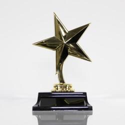 Star Figurine on Base 150mm