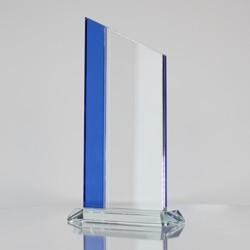Blue Vertical Feature 205mm