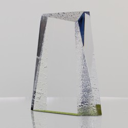 Mountain Award with blue tint 140mm