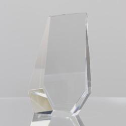 Cut Crystal Wedge 140mm