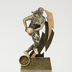 Female Rugby Shazam 150mm