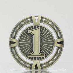 Cutout 1st Place Medal 60mm