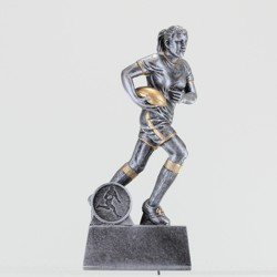 Rugby Icon Female 160mm