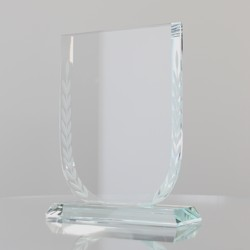 Athens Glass 185mm