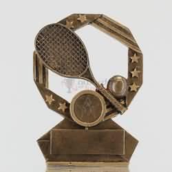Bronzed Aussie Tennis 120mm