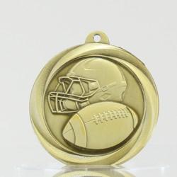 Econo Gridiron Medal 50mm