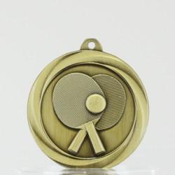 Econo Table Tennis Medal 50mm